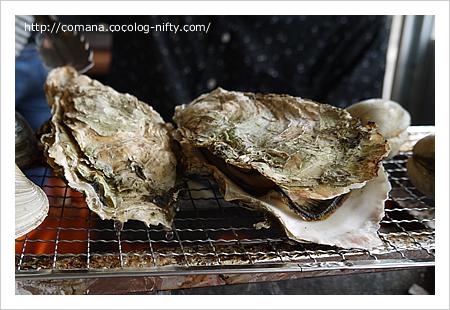 牡蠣もありました